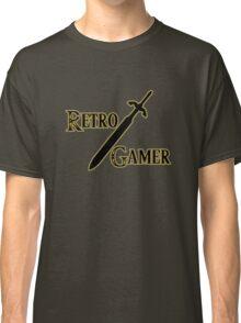 Retro Gamer Classic T-Shirt