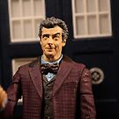 Introducing Peter Capaldi as the Doctor by Andrew DiNanno