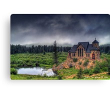 Landscape of the Lord Canvas Print