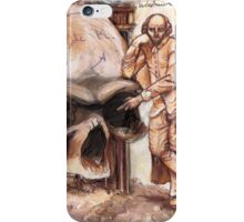 Westminster's Shakespeare iPhone Case/Skin