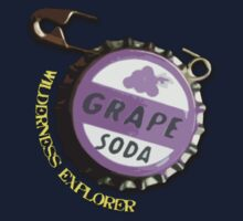 Grape Soda Badge (Central) by PaulRoberts