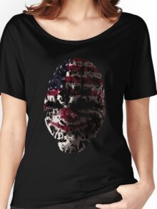 Gaming PayDay The Heist Women's Relaxed Fit T-Shirt