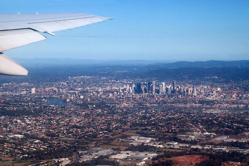 Brisbane Farewell by J Harland