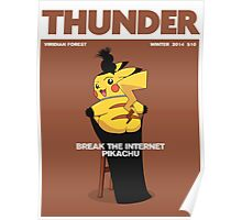 Pikachu: Break The Internet! Poster