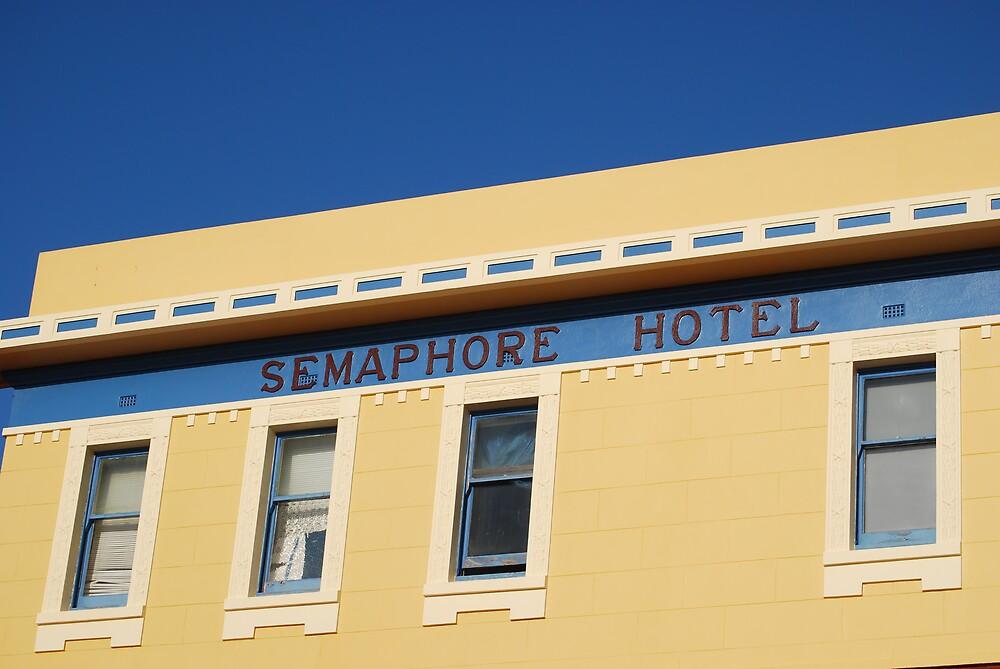 Semaphore Hotel by Princessbren2006