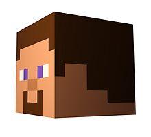 Minecraft Steve by HyperDerpz