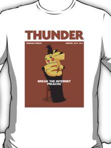 Pikachu: Break The Internet! T-Shirt