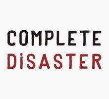 Complete Disaster by Jake McCarthy Mansbridge