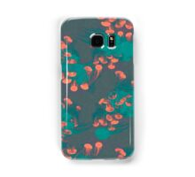 Medusa / Crazy Jellyfish Blue Atoll Samsung Galaxy Case/Skin