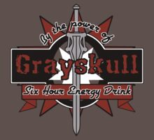 Grayskull Energy Drink (recolor) by MightyRain
