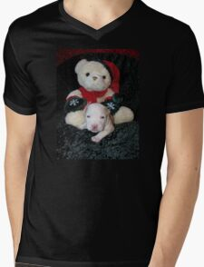 Is It Christmas Yet ? Mens V-Neck T-Shirt