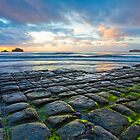 Tesselated Pavement by Neil