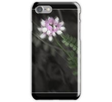 Pathway to the Crown Fine Art Poster iPhone Case/Skin