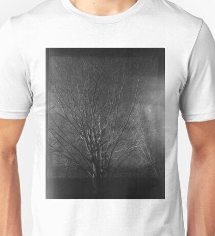 the peace that comes from being forgotten. Unisex T-Shirt