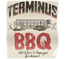 Terminus BBQ Poster