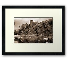 """""""The Old Papermill"""" Framed Print"""