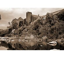 """""""The Old Papermill"""" Photographic Print"""