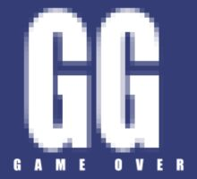 GG Game Over by billian