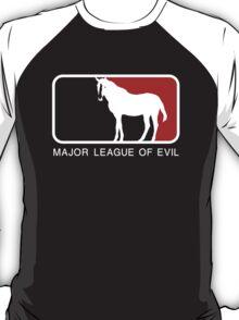 Major League of Evil T-Shirt