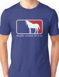 Major League of Evil Unisex T-Shirt