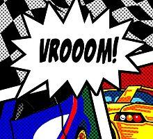 VROOOM! by SquareDog