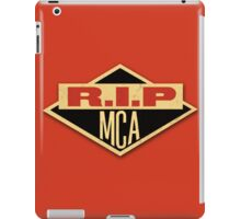 R.I.P. MCA 2 iPad Case/Skin