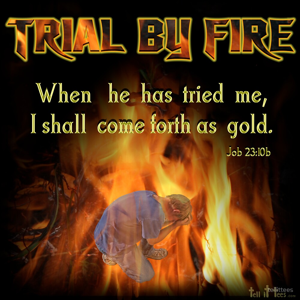 Trial By Fire by tellittees