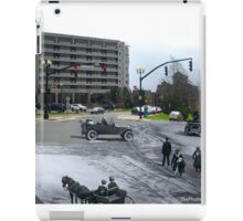 Cavendish Square St. John's, NL - 1930 - 2014 iPad Case/Skin