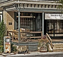 The Birchrunville General Store by cclaude