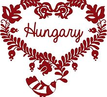 Hungary by Holdfabor