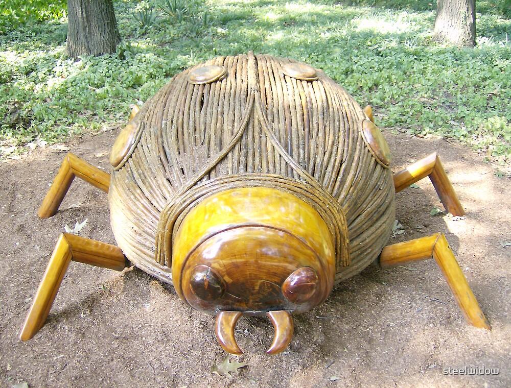 Ladybug by steelwidow