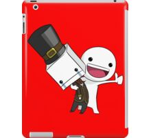 BBT iPad Case/Skin