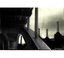 Battersea Photographic Print