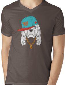 Cocker Spaniel Mens V-Neck T-Shirt