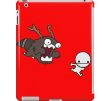Run! iPad Case/Skin