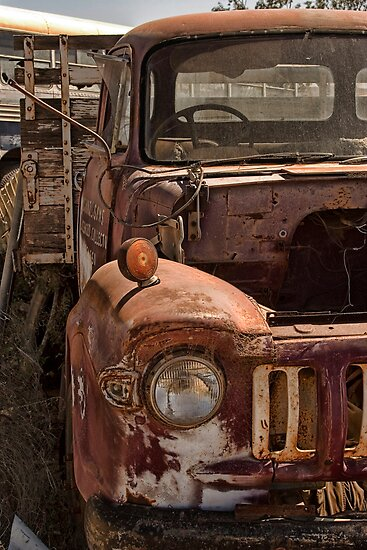 Rusted by Cathie Tranent