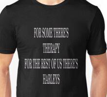 Harley Therapy Unisex T-Shirt