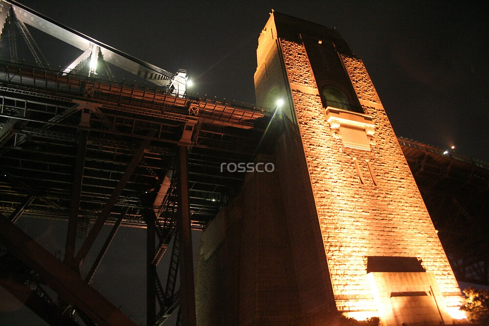 The North Pylon by rossco