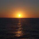 Beautiful Sunset by judygal