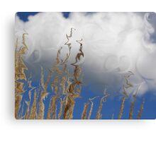 Wacky Weed Canvas Print