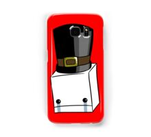 Hatty Head Samsung Galaxy Case/Skin