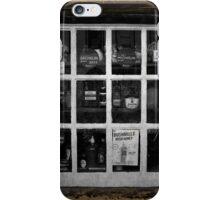Grace Neill's Window Dressing iPhone Case/Skin