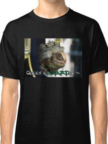 Queen Elizardbeth Classic T-Shirt