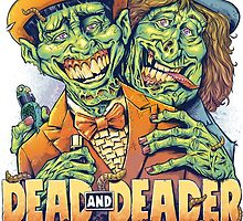 Dead and Deader by Brian Allen