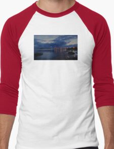 Donaghadee Delight Men's Baseball ¾ T-Shirt