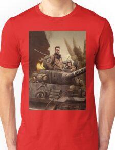 Fury Poster Unisex T-Shirt