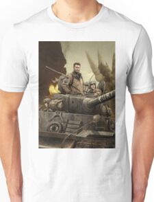Fury Poster Unisex T-Shirt
