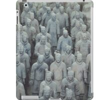 Terracotta Army iPad Case/Skin