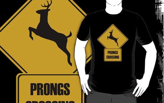 Prongs Crossing by PaulRoberts