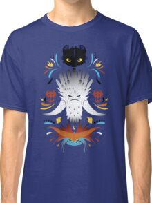 Trained Dragons Classic T-Shirt